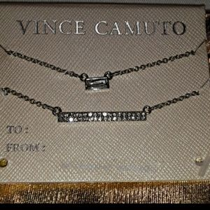 Vince Camuto Necklace Set